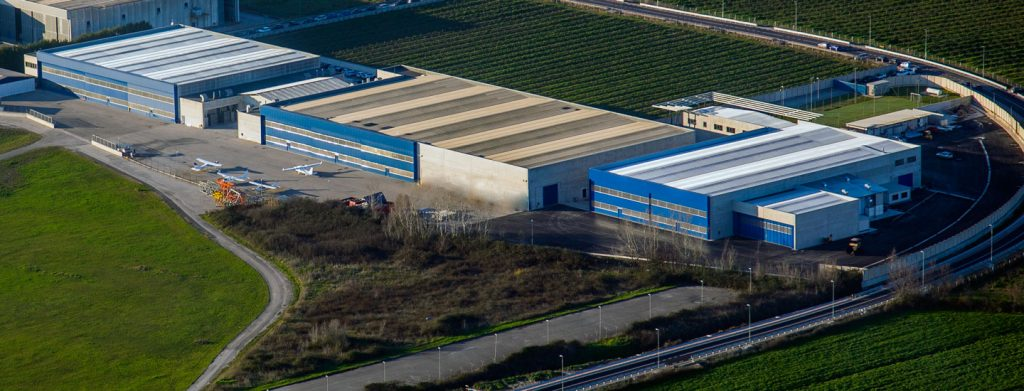 Tecnam Aircraft Factory Capua