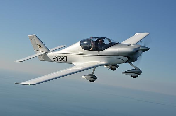"Tecnam Astore next-generation LSA  - Photo credit ""Philip Whiteman, 'Pilot' magazine"""