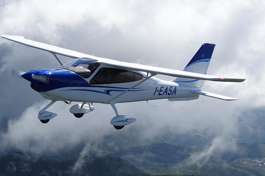 Tecnam P2010 s/n 1 I-EASA