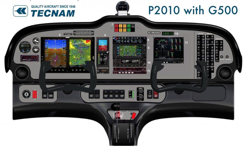 TECNAM-P2020-G500