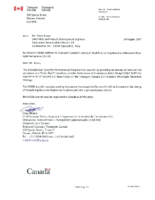 P2008 Acceptance Letter