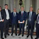 Tecnam Aircraft Italian Embassy Madrid
