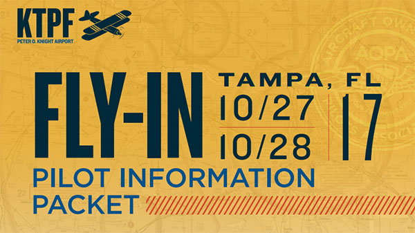 AOPA Fly-in at Tampa, FL