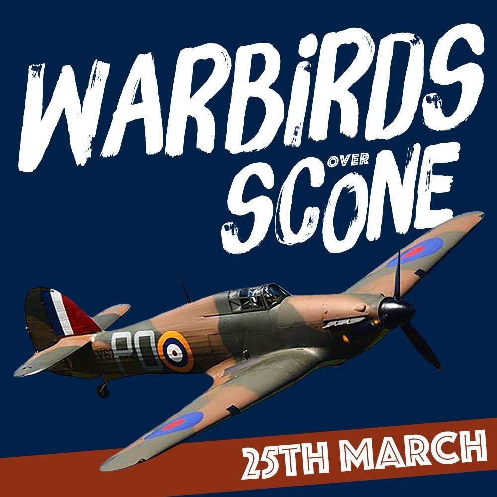 Warbirds Over Scone