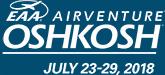 Oshkosh EAA Airventure 2018