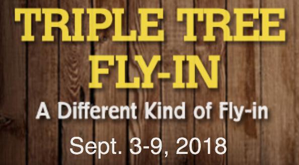 Triple Tree Fly-In