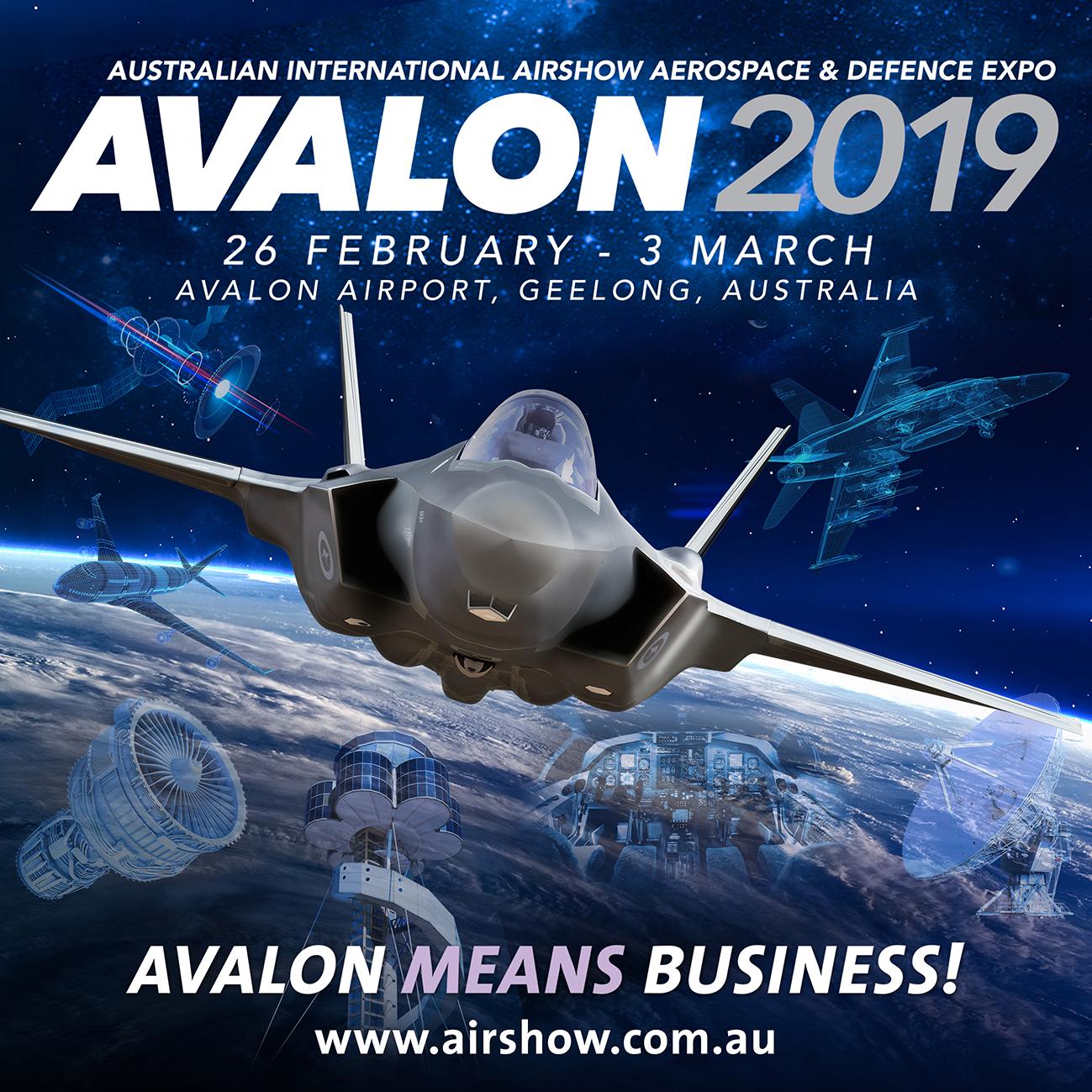 AVALON 2019 - The Australian International Airshow