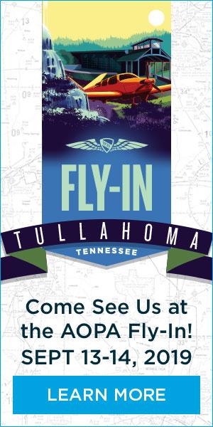 AOPA Fly In Tullahoma TN