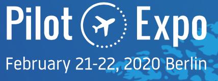 Pilot Expo Berlin 2020