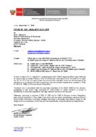 952 -GRP-OFIC-2020 – EASA 60075058-ACEPT TC N° EASA.A.583; model P2008JC – Sept 17, 2020