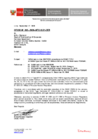 P2008JC 952 -GRP-OFIC-2020 – EASA 60075058-ACEPT TC N° EASA.A.583; model P2008JC – Sept 17, 2020