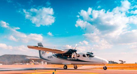 Tecnam P2012 Traveller South America Journey May 2021